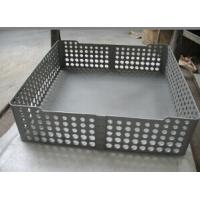 Quality Pure molybdenum boat used for vacuum evaporation for sale