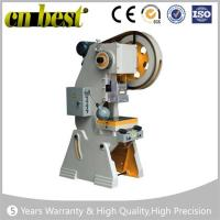Quality name plate manual punching machine for sale
