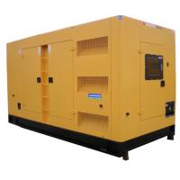 Buy Three Phase Output Silent Diesel Generator Set 200kva Electric Motor Starting System at wholesale prices