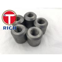 Buy cheap TORICH 32mm Carbon Steel 1045 Screw Connecting Rebar Tapered Thread Rebar from wholesalers