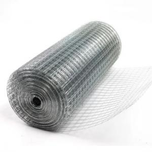 Quality 12gauge Wire Thikness*2x1/2'' galvanized Welded Wire Mesh for construction for sale