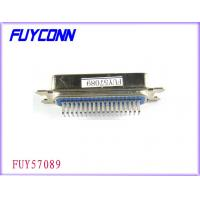 Quality Right Angle 36 Pin Centronic R/A Male Printer PCB Mount Connector MD Type Certified UL for sale