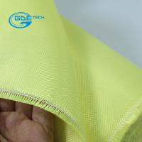 Quality 100% kevlar knitted fabric for sale