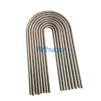 Quality Alloy 400/600 Nickel Alloy U Bend Heat Exchanger Tube Annealed Surface for sale