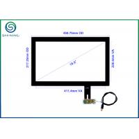 Quality WideScreen 18.5 Inch Capacitive Multi Touch Screen for sale