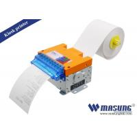 Quality POS Kiosk Thermal Printer Module Full / Partial Cutting Method For Parking Machine for sale