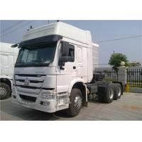 Buy HOWO 6x4 10 Wheeler Tractor Head Truck Heavy Duty Prime Mover 420HP ZZ1047C3414B111 at wholesale prices