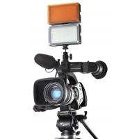 Quality Single Color Video Camera LED Light Led144A  For Video Recording for sale