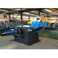 Quality 0.5 - 4.0mm Thickness Steel Slitting Lines Cut To Length 260KW for sale