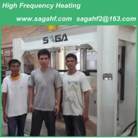 Quality 80Ton Press Wood Machine Plywood Curved Press 1600x800mm From SAGA Machinery for sale