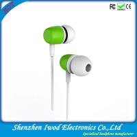 Quality Hot fashion design stereo headphone buy plastic earphones china with brand quality for sale