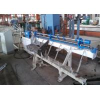 Quality Automatic Wire Straightener And Cutter , High Speed Wire Steel Rod Straightening Machine for sale