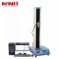 Quality 5KN Electronic Universal Testing Machine Textile Testing Instrument High Accuracy for sale