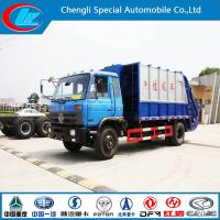 Quality Garbage Truck Dongfeng with Q235 Carbon Steel CE Approved for sale