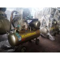Quality Industrial Piston Rings Type Air Compressor For Sandblasting 0.75kw / 1hp Motor for sale
