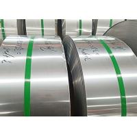 China ISO Brushed Stainless Steel Strip Coil Ferrite Stainless Steel 439 1.2mm on sale