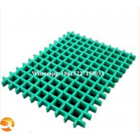 Quality Light weight fiberglass grating for sale