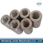 mental building material parallel thread steel rebar coupler