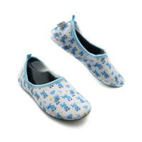 Quality Indoor Flexible Hotel Room Slippers Unisex Customized Color Heat Transfer Print for sale
