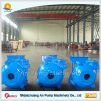 Quality centrifugal coal mining slurry acid pump for sale