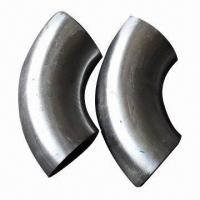 Quality Elbow with Steel Butt-welding, pipe fittings for sale
