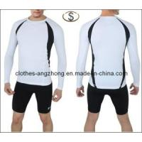 China 2013 New Men Compression Tight Skin Clothes for Cyclingbikebicycle Running on sale