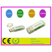 Quality Mini  1G 2G 4G 32G 64G Customized USB Flash Drive AT-205 for business gifts for sale