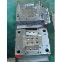 Hot / Cold Runner Precision Injection Moulding Mould For Clear Soft PVC Material