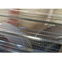 Buy cheap 0.3mm Thick Stainless Steel Woven Expanded Metal Wire Mesh 610 X 2400mm from wholesalers