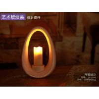 Quality Resin candle Accessories Candle Stick Holder ,flameless led wedding candle craft for sale