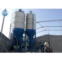 Quality Powder Cement Storage Silo Fly Ash Storage Silo With Electric Dust Filter for sale