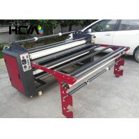 China Textile Rotary Dye Sublimation Transfer Printing Machine Digital High Speed on sale