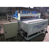 Quality 380V 50Hz 2.8T Automatic Weaving Machine , Galvanized Wire Mesh Fencing Machine for sale