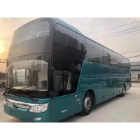 Quality Diesel LHD 6126 Model Used Yutong Buses 49 Seat 2014 Year Euro Iv Emission Standard for sale