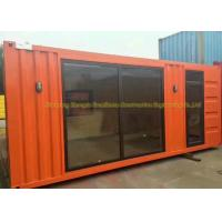 Quality Light Steel Framing Prefab Container House 20 Feet Steel Structure for sale