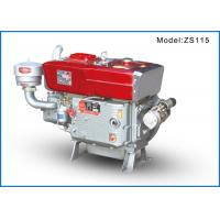 Quality ZS1115GM Transmission Line Stringing Tools Water Cooled 16kw 22hp Single Cylinder Diesel Engine for sale