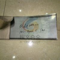 Quality NI-SPAN-C Alloy 902 UNS N09902 elastic alloy wire/strip for sale