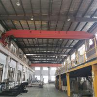 Quality 5t 10t Electric Workshop Single Girder Overhead Crane Lifting Devices Long Life for sale
