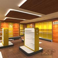 Clothing store fixtures for sale