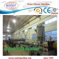 China PP PE Hollow Grid Board Making Plastic Extrusion Machines 180 Single Screw on sale