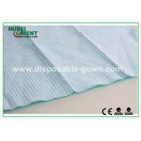 Quality Disposable Dental Bibs Hospital Disposable Products Paper Bibs For Adults , 39*68cm for sale