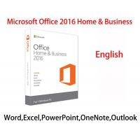 Quality 100% Online Activation Microsoft Office 2016 Home And Business Product Key For Windows for sale