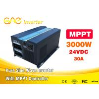Quality Pure Sine Wave Dc 12v / 24vdc 220vac Solar PV Inverter 1kw 2kw 3kw 5kw 6kw for sale