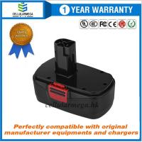 Buy cheap Cellularmega 3.0Ah 19.2V Craftsman Replacement Battery for Craftsman C3, from wholesalers
