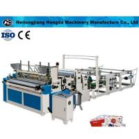 Quality Automatic Toilet Paper Making Machine for sale