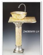 Quality Polyresin wahs basin,Polyresin hand basin,Resin bathroom sets,resin bathroom series for sale
