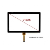 Quality Capacitive USB Interface LCD Touch Screen Display 1.1mm Thickness 8 Inch for sale