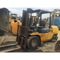 China 4.5 Ton Used Toyota Forklift From Japan Original , 7FD45 Used Forklift Toyota on sale