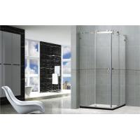 Quality 8MM Tempered Glass Frameless Shower Enclosures With Mirror Color Self - Cleaning for sale