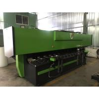 Buy cheap 4m length CNC V Grooving Machine process 10mm thickness sheet metal/ V groover from wholesalers